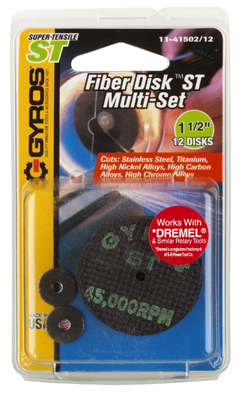 Fiber Disks TM - ST