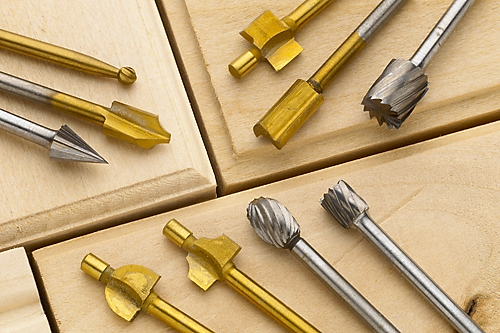 Cutter & Router Bits, *Dremel® Type